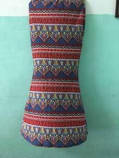 Tribal mermaid skirt