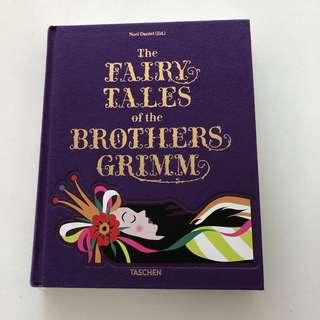 The Fairy tales of the Brother Grimm