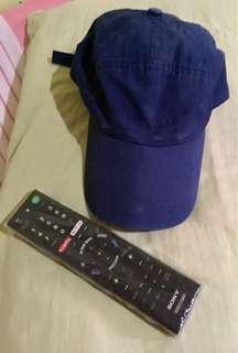 Preloved Giordano Navy Blue Cap