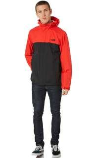 [PREORDER] The North Face Venture 2 Jacket - Black Red