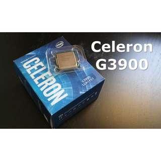 Celeron G3900 (Socket 1151)