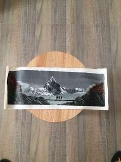 MT. EVEREST PAINTING