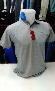 Poloshirt hush pupies