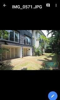 For Rent D'Puri Cilandak Town House