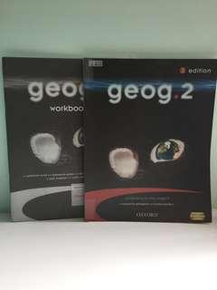✨COMBO SALES Geog.2 Textbook + Workbook for Key Stage 3✨