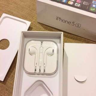 Earphone Iphone 5s