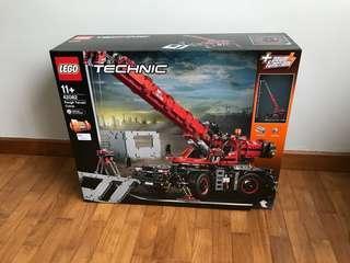 Lego Technic 42082: Rough Terrain Crane (MISB)