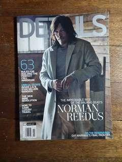 Norman Reedus - Details Nov 2015
