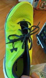 Under Armour Rubber Shoes US 10.5