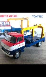 Tomica Limited Vintage LV 75b 極罕 六七十年代日本拖車 1:64
