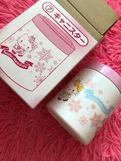 Sanrio characters kitty,twin stars,melody canister container