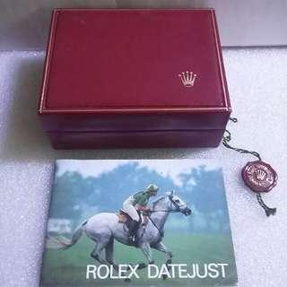 ROLEX   劳力士表盒