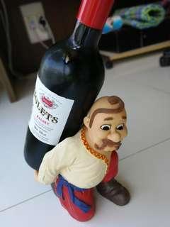 Novelty Bottle Holder