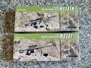 Barrett Sniper Rifle Model