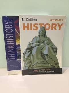 ✨COMBO SALES KS3 History Student Books✨