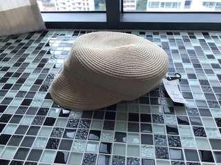 Uniqlo Straw Cap/Hat Ladies BNWT