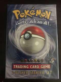 Pokemon Trading Card Game 1999 2-Player Starter Set