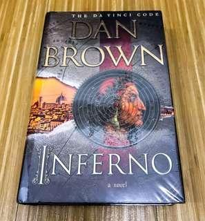 Inferno by Dan Brown - Hardbound cover