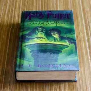 Harry Potter and the Half Blood Prince - Hardbound cover