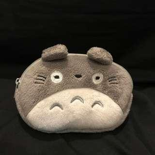 Totoro Coin Purse with Card Holder