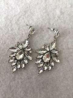 Aldo Diamond Earrings