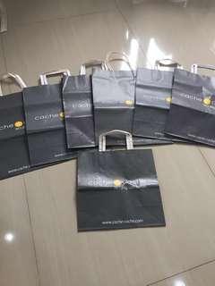 Cache paperbag (6 pcs)