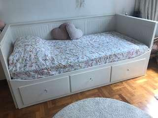 Ikea Hemnes Daybed (mattress not included)