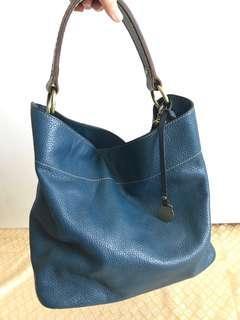 Rabeanco Leather Hobo