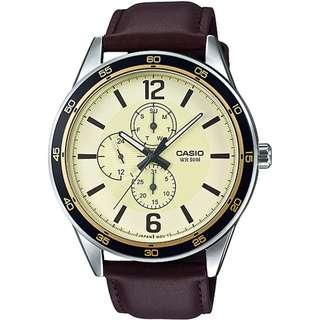 MTP-E319L-9BVDF MTP-E319L-9B MTP-E319L-9 Casio Gents Watch
