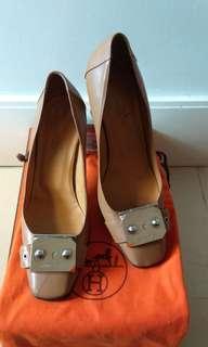 Pump shoes Buckle