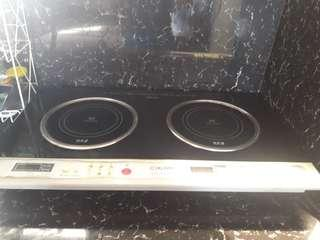 Twin  induction for sale