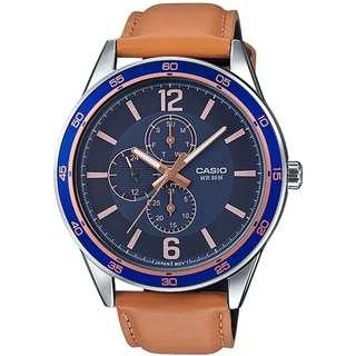 MTP-E319L-2BVDF MTP-E319L-2B MTP-E319L-2 Casio Gents Watch