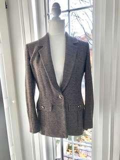 St. John blazer size 4
