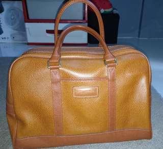 Guy Laroche Handbag Brown from Japan Surplus