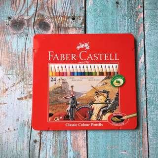 Faber Castle Colour Pencil