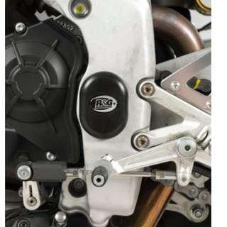 R&G Frame Plug for Aprilia Caponord, RSV4 and Tuono V4 models