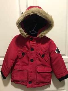 外套褸(日本買入)