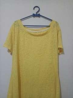 Shirt/Kaos yellow