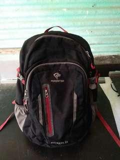 Daypack, tas gendong, tas traveling not eiger consina