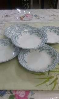 Blue white bowls JB