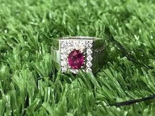 Natural Ruby / Delima