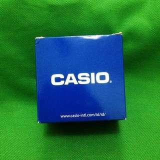 Dus Kotak Jam Tangan Casio
