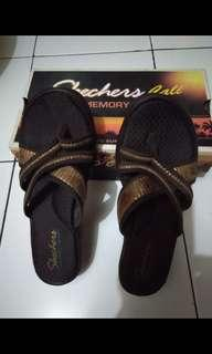 SKECHERS WEDGES ORIGINAL SIZE 38