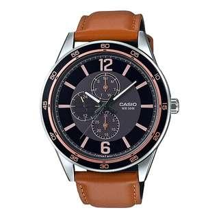 MTP-E319L-1BVDF MTP-E319L-1B MTP-E319L-1 Casio Gents Watch