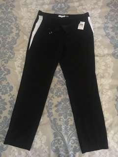 BNWT Calvin Klein black pants - generous size 10