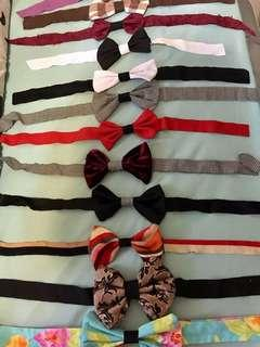 bow ties handmade