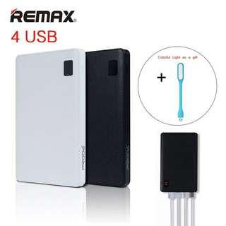 30000mAh Remax Proda Power Bank
