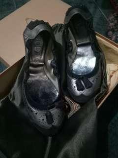 Authentic Tod's Ballerina Ladies Flat Shoes