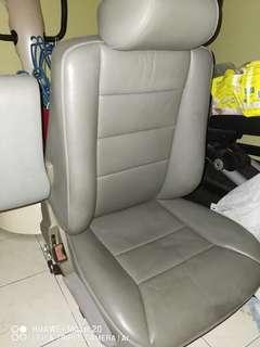 Mercedes w124 electric seats set