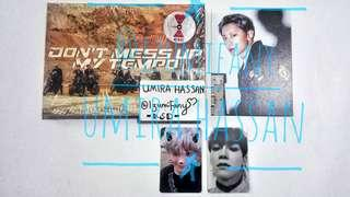 WTS - EXO Don't Mess Up My Tempo